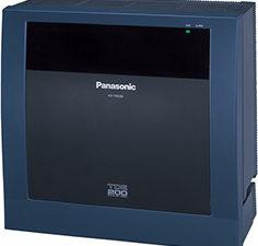 Τηλεφωνικό κέντρο Panasonic kx-tde200