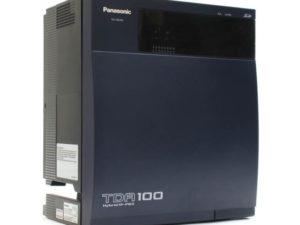 Τηλεφωνικό κέντρο Panasonic kx-tda100