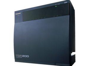 Τηλεφωνικό κέντρο Panasonic kx-tda200