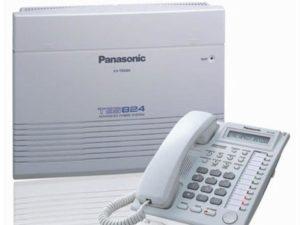 τηλεφωνικό κέντρο Panasonic kx-tes824